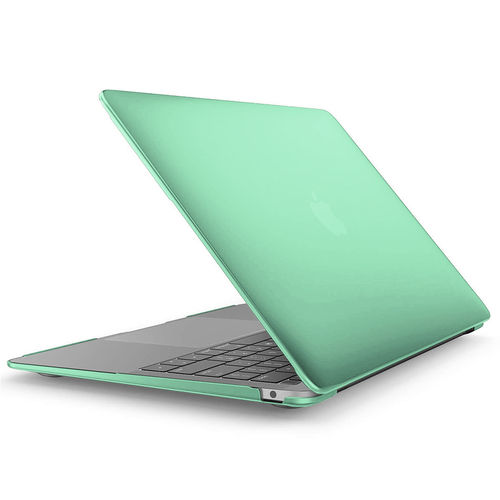 Frosted Hard Case for Apple MacBook Air (13-inch) 2020 / 2019 / 2018 - Green